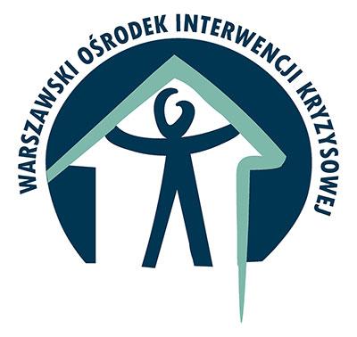 Logo Warszawski Ośrodek Interwencji Kryzysowej